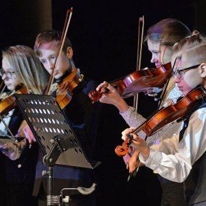 Viulistien konsertti