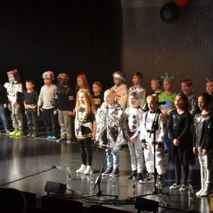 Musiikkipainotteisen 6. luokan konsertti
