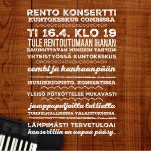 Rento Konsertti